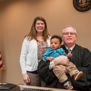 adoption ceremony photos